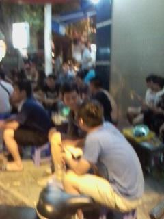 Hanoi Street Bar 1
