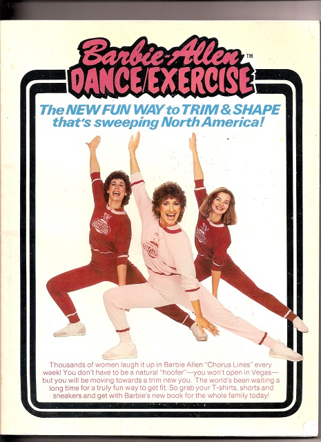 Barbie Allen Dance/Exercise