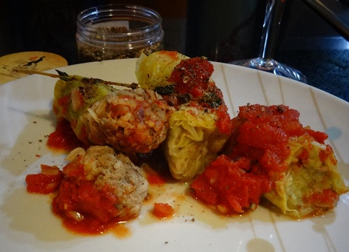 Cabbage Rolls 2