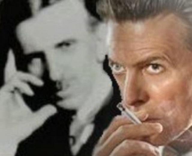 Bowie Tesla