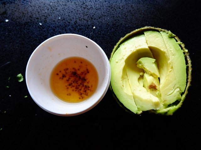 Avocado and Aguacate Dressing