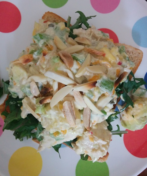 Hayman Island Chicken Salad3