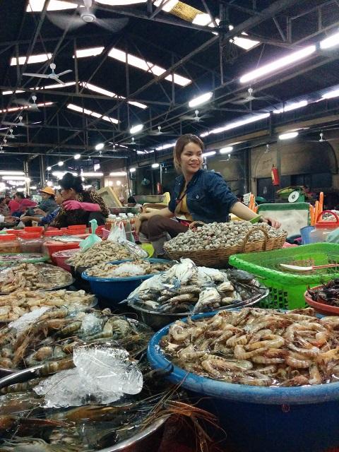 Market - Siem Reap
