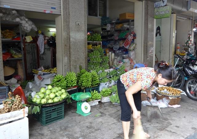 Hanoi - Banana Shop
