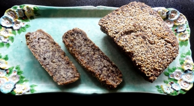 Sprouted Seed Bread