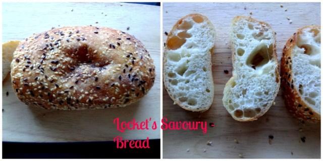 Locket's Savoury  - Bread