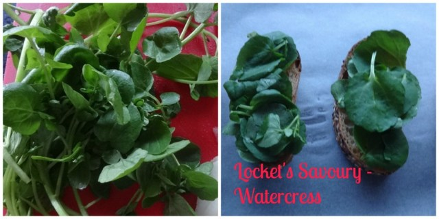 Locket's Savoury - Watercress
