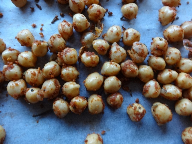 BYOL - Chickpea Nuts