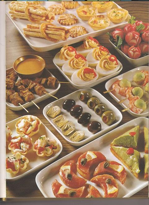 Finger Food Archives - Retro Food For Modern Times