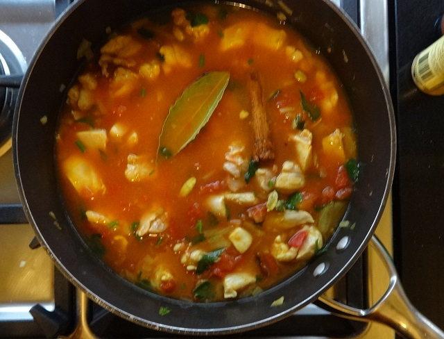 Libyan Chicken Soup4