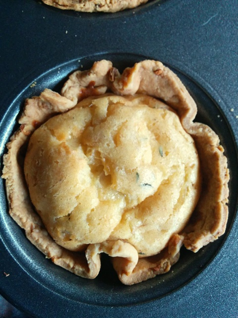 Belgian Onion Pie 9