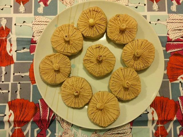 Mini Mushroom Cakes4