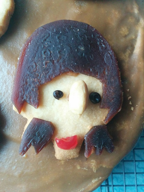 Beatles Cake Ringo