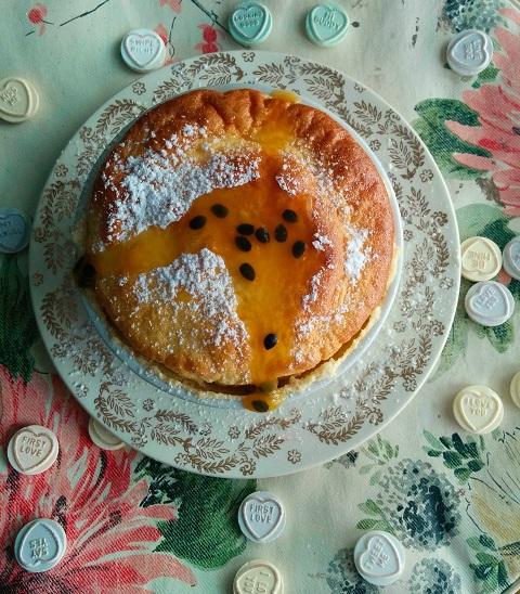 Passionfruit Souffle 9