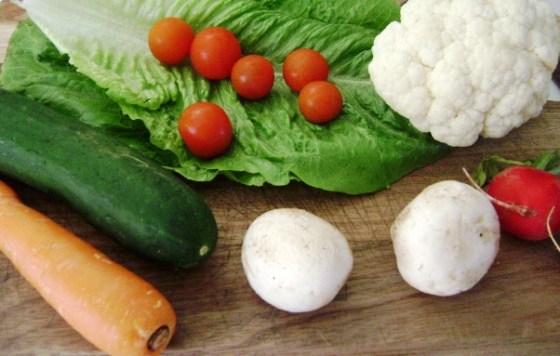 California Triumph Salad Ingredients