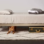 Keetsa Minimalist Bed Frame Is The Perfect Upgrade For Retro Modern Style Retrofurniture Org
