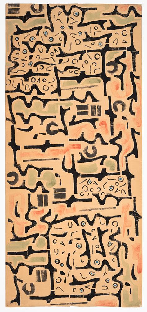 Great Chorus, 1952, by Saburo Hasegawa