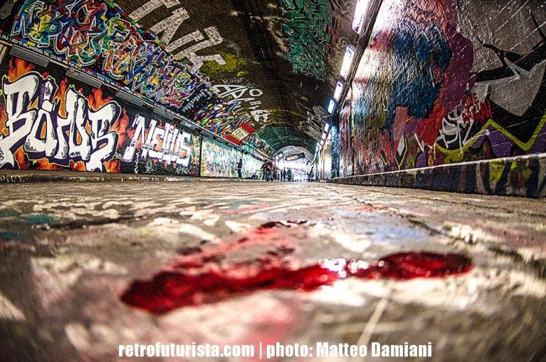 Leake Street Graffiti Tunnel 19
