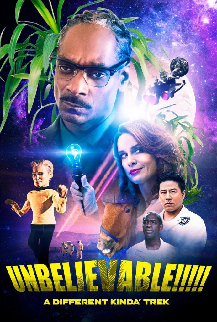 UNBELIEVABLE!!!!! Movie poster