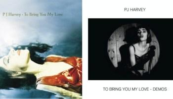 UMe PJ Harvey Reissued Albums