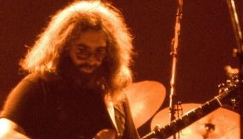 Jerry Garcia 1978 Photo courtesy of Elliott Newhouse
