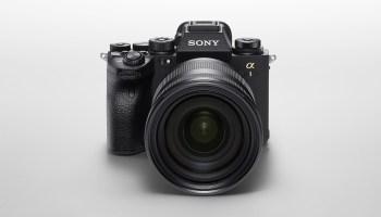 Sony Alpha 1 Camera front