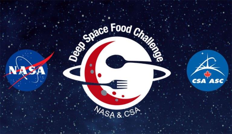 Deep Space Food Challenge winners