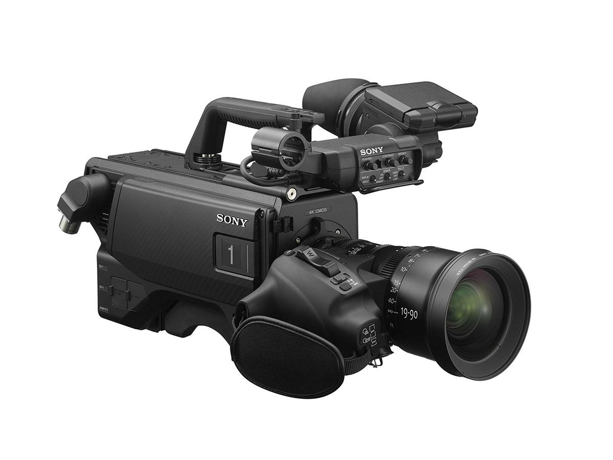 Sony HDC F5500