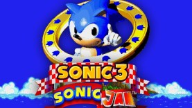Sonic 3 in Sonic Jam – Sonic Only