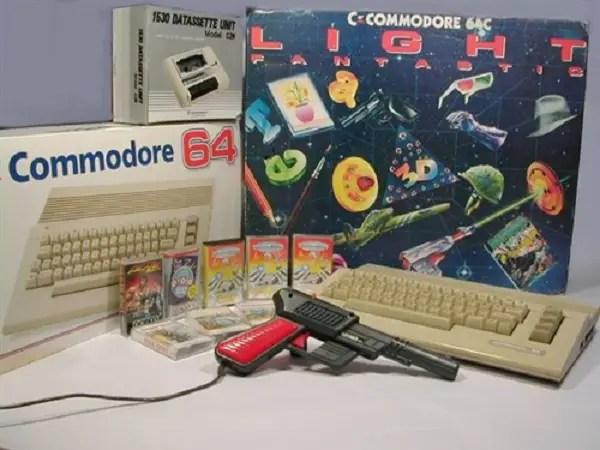 C64C Light Fantastic Pack
