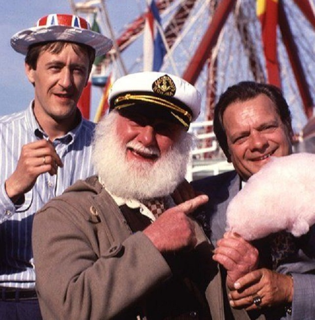 Christmas 1989 - The Jolly Boy's Outing