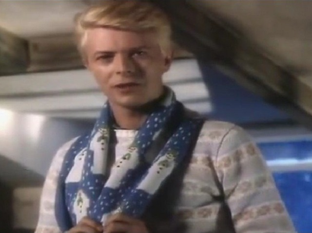 David Bowie - The Snowman