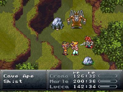chrono trigger snes screenshot 3