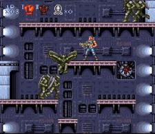 contra iii the alien wars snes screenshot 1