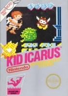 kid icarus nes box art front cover
