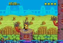 ristar screenshot 1
