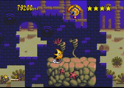 ristar screenshot 3