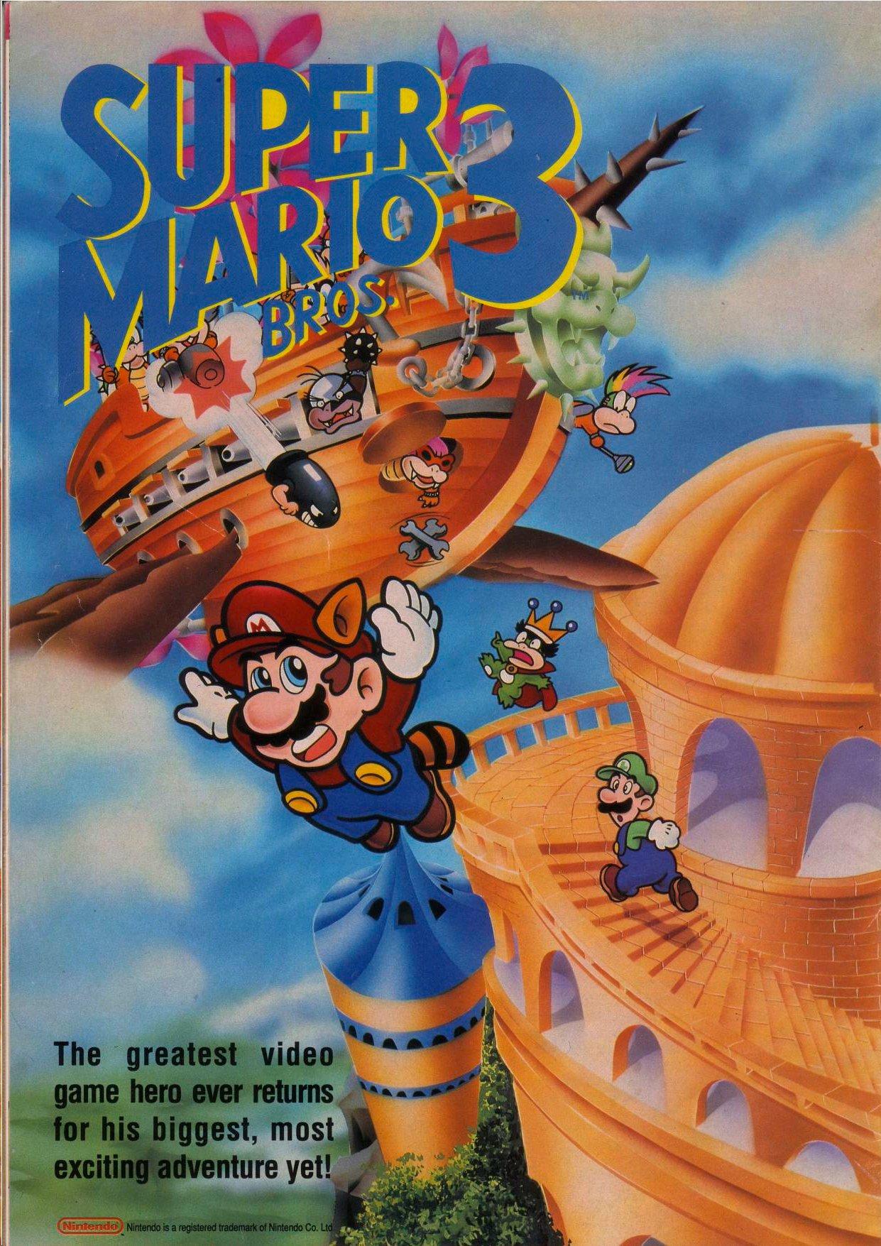 Tag Archives: Super Mario Bros