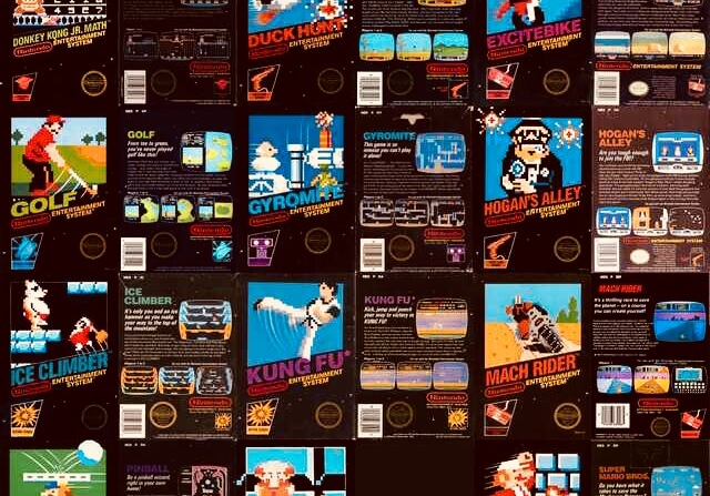 What are the Twitter #RetroGaming Community's favorite #NES games?