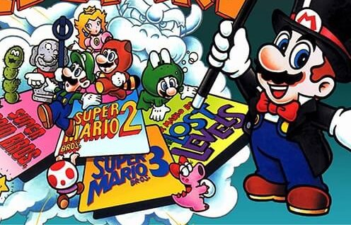 POLL: What is your FAVORITE Mario Bros game on the NES?