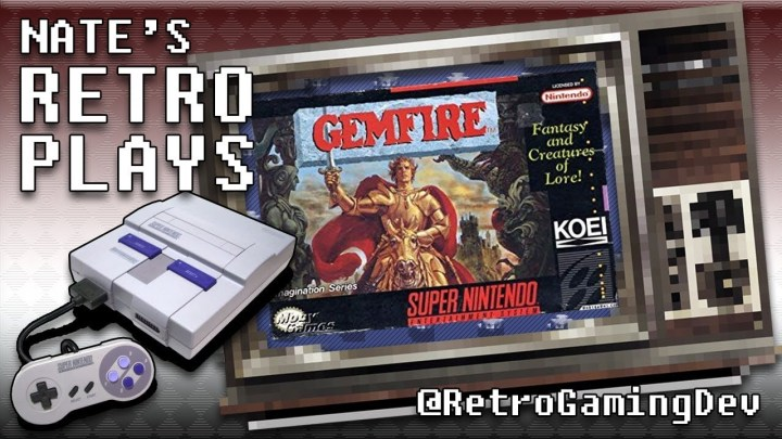 Gemfire on the SNES