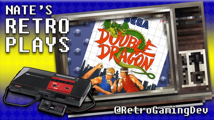 Double Dragon on the Sega Master System