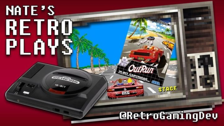 Chiptune Favorites | OutRun for the Sega Genesis | Splash Wave