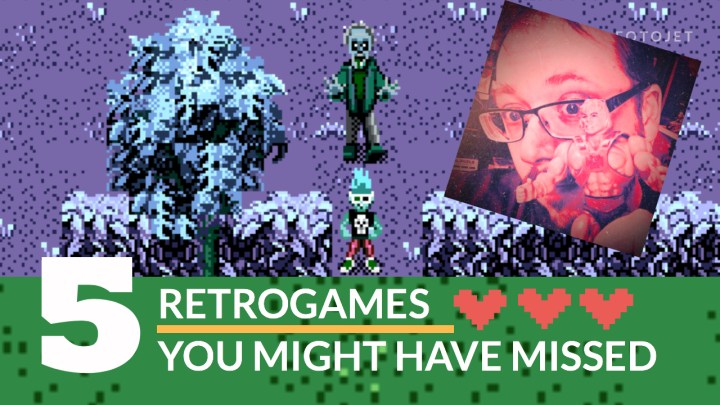 5 Retrogames You Might Have Missed | Nate's RetroPlays