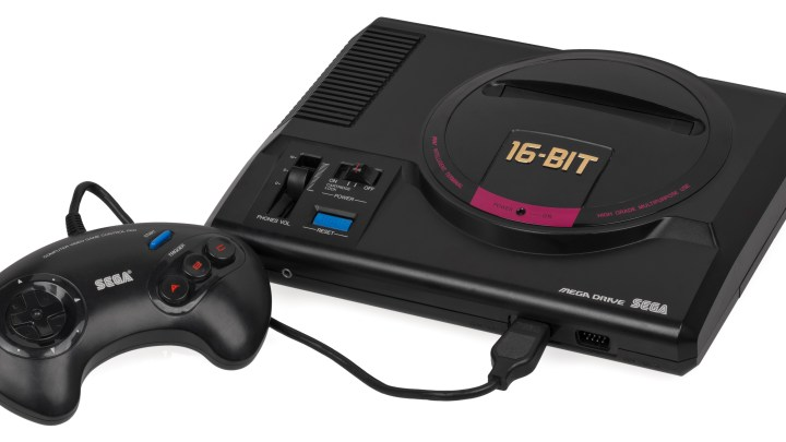 30th Anniversary of the Sega Mega Drive