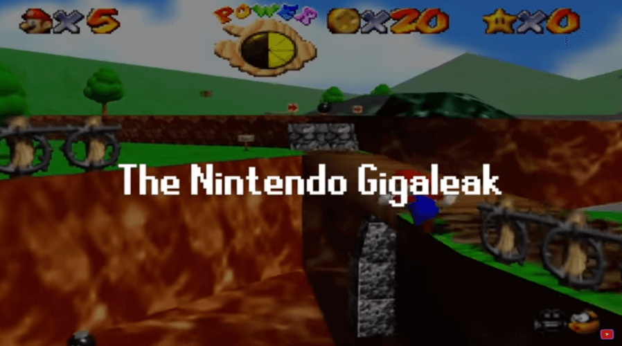 Some of the craziest things in the 2020 Nintendo leaks