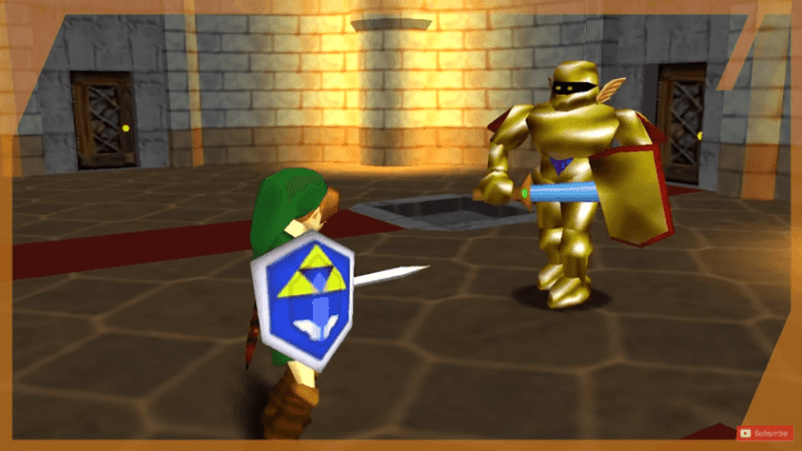Did you know there was a lost dungeon in Ocarina of Time?