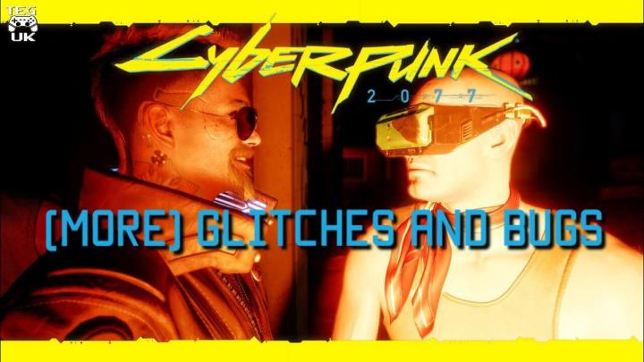 Cyberpunk – Glitches and Bugs 2 : Electric Boogaloo | Teleport Glitch | Cyberpunk 2077 Bugs