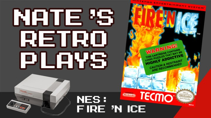 Fire 'n Ice – First Play for the NES (Coming Soon to Nintendo Switch Online!)