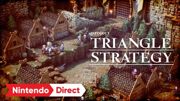 Project TRIANGLE STRATEGY | Nintendo Switch